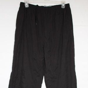 Perry Ellis | Men's Size XL Black Vintage Pants